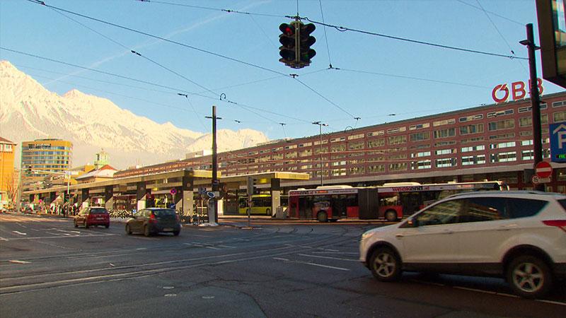 Waffenverbotszone Bahnhof