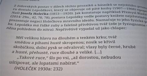 Židé v české literatuře