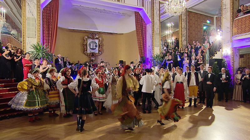 Uspješan Hrvatski bal u Beču 2019.