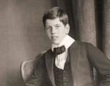 Ignaz Leo Karl Ritter von Ephrussi (1906-1994) Kunstsammler in Japan - Fotografie aus 1919