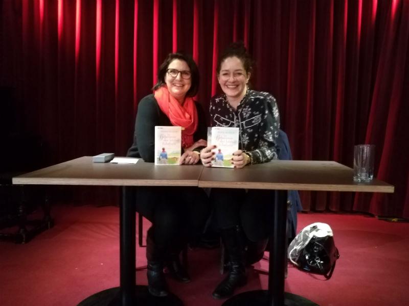 Judith Weissenböck im Gespräch mit Beate Maxian