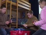 Kinder aus Heim in Ukraine kommen nach Niederösterreich