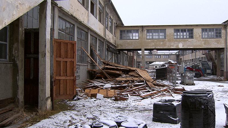 Sanierung Neuer Areal Lederfabrik