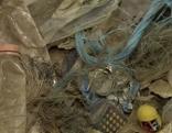 Plastik im Boden