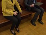 Landesgericht Wiener Neustadt Verhandlung Prozess Angeklagte