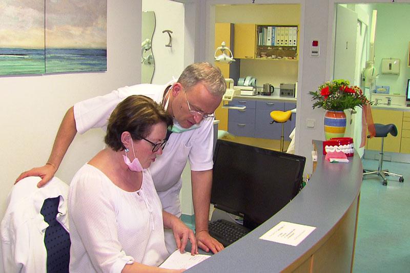 Zahnarzt Assistentenmangel