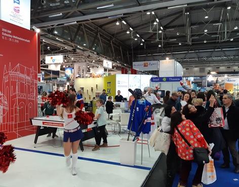 Ferienmesse Wien 2019 | Slowakische Insel