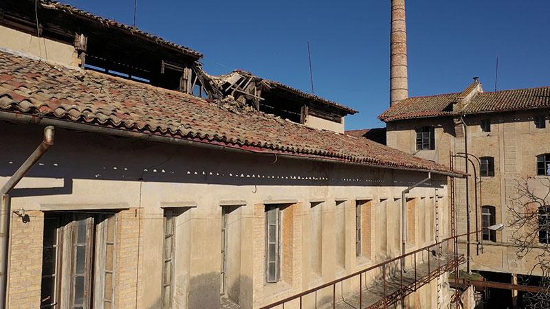 Amideria di Chiozza Stärkefabrik Ruda