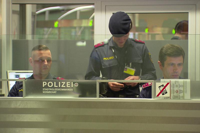 Personal Grenzkontrollen