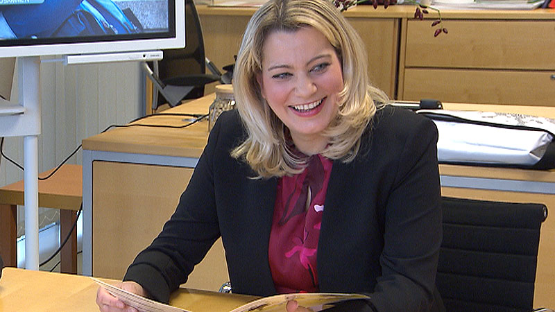 neue Landesrätin Daniela Winkler SPÖ