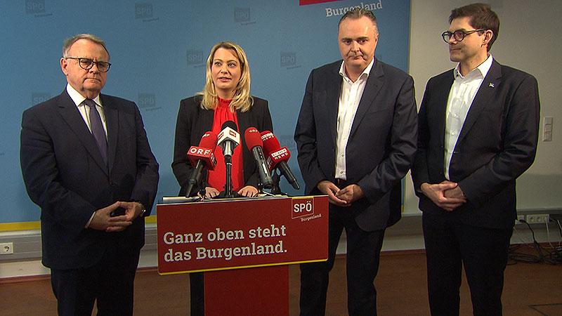 Daniela Winkler SPÖ neue Landesrätin