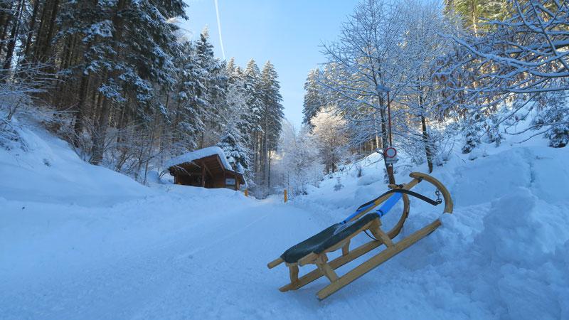 Jenbacher Rodelhütte