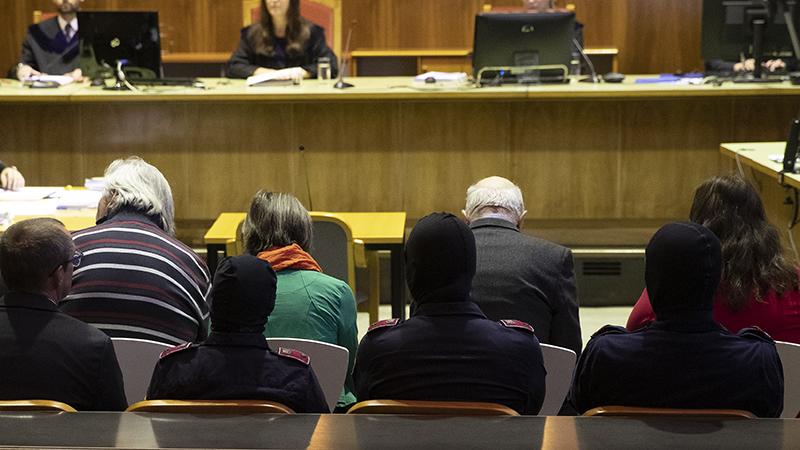 """""""Staatenbund"""": Angeklagten hatten letztes Wort"""