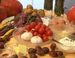 Rehschnitzel kochen Gemüse