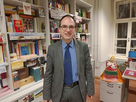 Stefan Michael Newerkla Jänner 2019