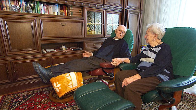 70 Jahre verheiratet