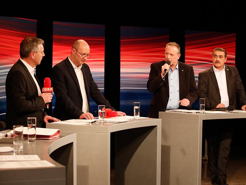 AK Wahldiskussion Zusammenfassung