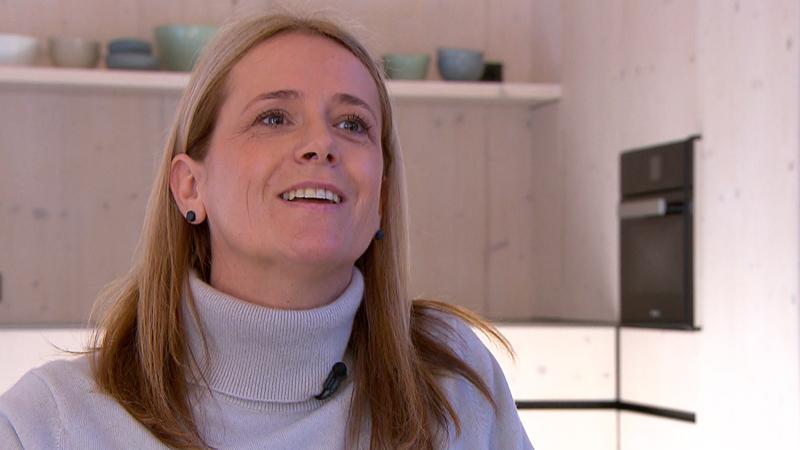 Architektin Barbara Poberschnigg