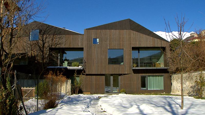 Doppelhaus Wilten