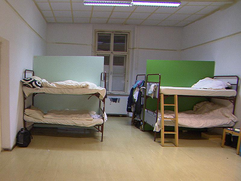 Betten im VinziPort