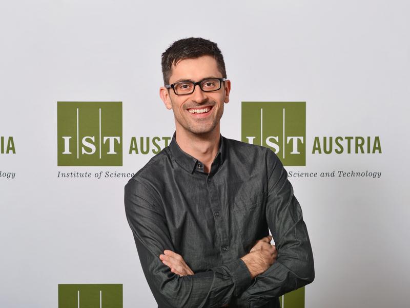 Technik-Oscar Forscher ISTA Klosterneuburg