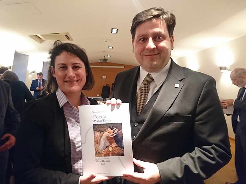 Stefan Sziucsek Claudia Reinprecht Paris