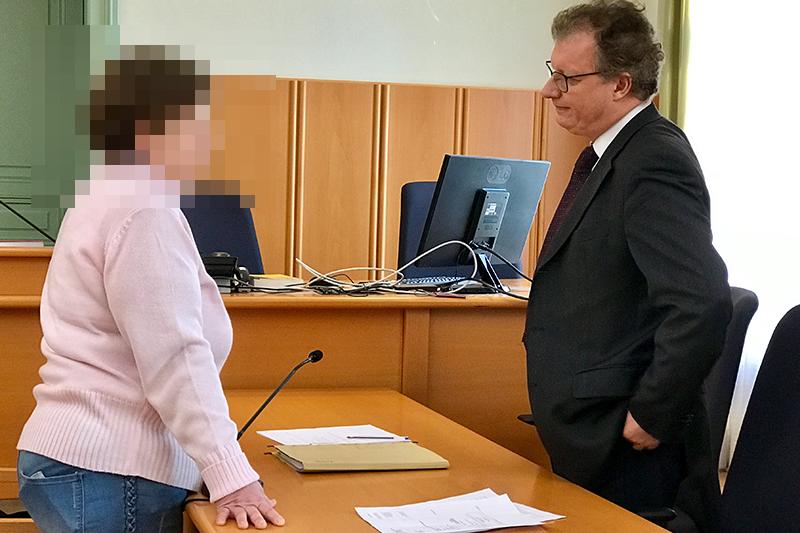 Prozess Postzustellerin Ober-Grafendorf