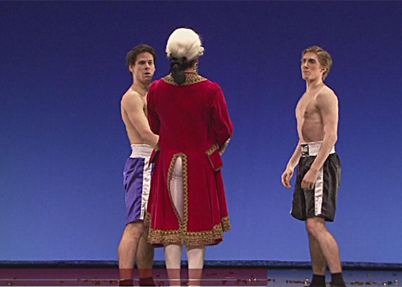 Balletgala Mozartwoche