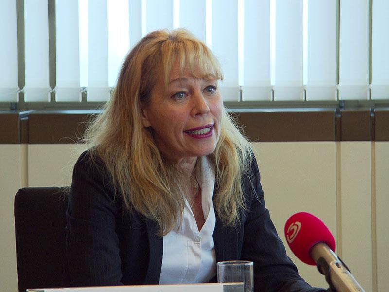 Obfrau der Wiener Gebietskrankenkasse (WGKK), Ingrid Reischl