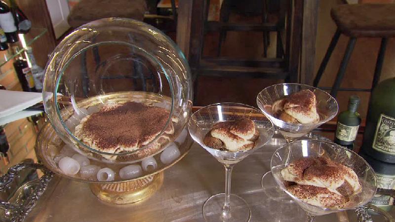 Tiramisu Cocktailglas Tinamisu
