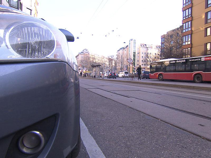 Troststraße in Wien-Favoriten
