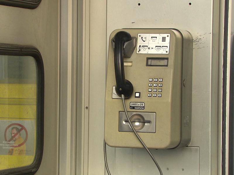 26.01.19 Telefonieren mit Wertkarten Schilling Telefonzelle