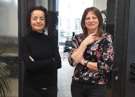 UriSalt-Gründerinnen Pinar Kilickiran und Gerda Fuhrmann