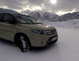 Unterwegs in Salzburg - Pflege und Sicherheit im Winter und der neue Suzuki Vitara im Test