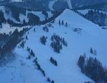 Zwölferhorn St. Gilgen Skitouren