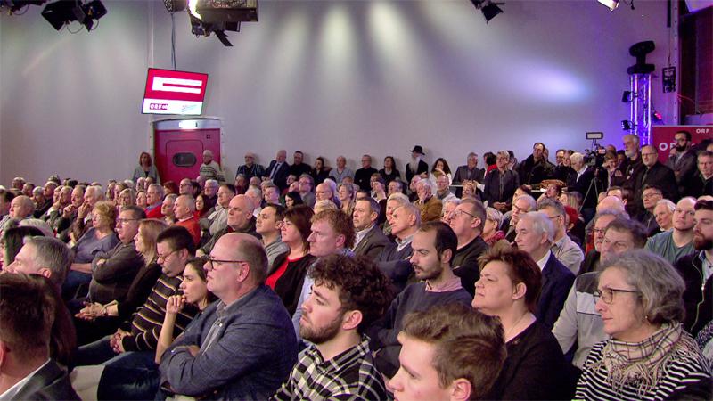 Oberösterreich Gespräche Abendrot Sozialdemokratie