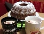 Kitzbühel-Tasse, Guten Morgen Salzburg-Tasse, Guglhupf