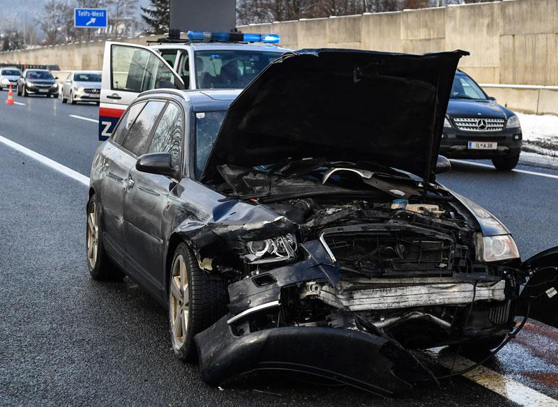 Tödlicher Unfall Telfs