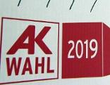 Logo zur AK Wahl 2019 in Salzburg