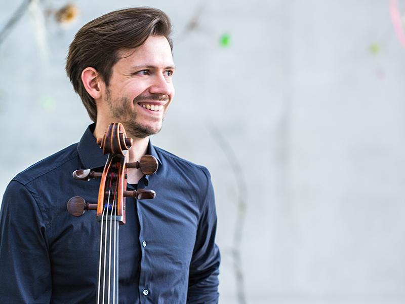 Musikzimmer Mathias Johansen