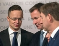 Szijjártó Péter eu külügyminiszterek Bukarest
