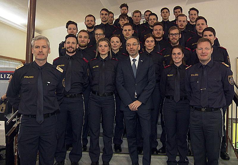 Innenminister in Großgmain