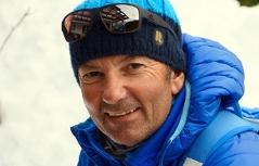 Bergführer Sepp Schiefer