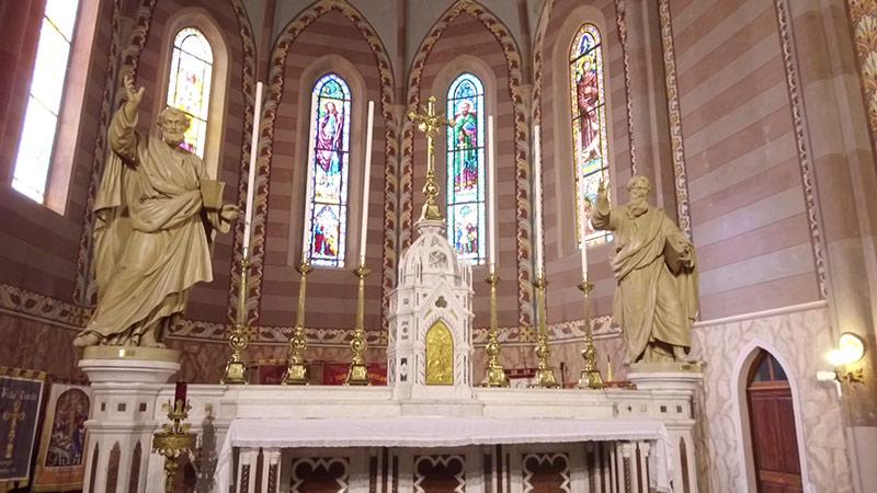 SSC Höchster kirchturm Mortegliano