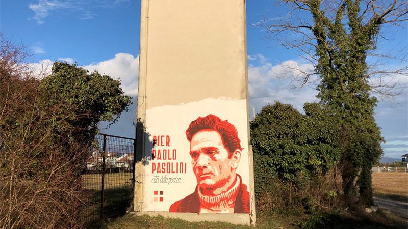 Pasolini SSC Maler