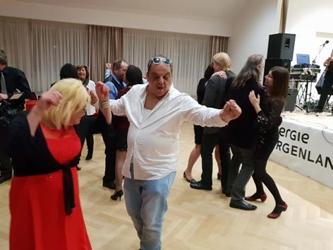 Tanzfläche Tänzer