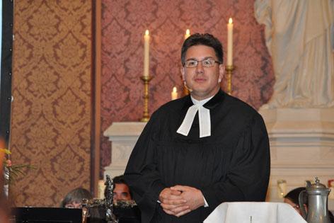 Wágner Szilárd magyar evangélikus lelkész