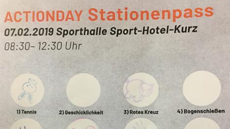 Actionday - játék és sport Felsőpulyán