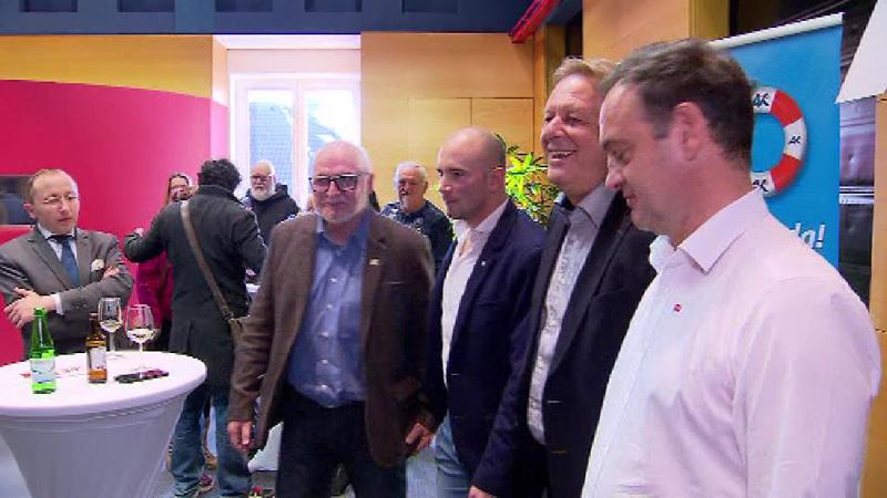 Spitzenkandidaten nach der AK Wahl