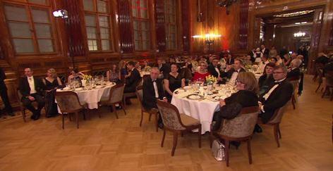 Ball der Wiener Slowaken 2019 im Hotel Park Hyatt